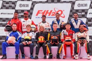 UIM F1H2O World Championship - Grand Prix of Sharjah - Sharjah, UAE - December 18-21, 2019 - Photo: Arek Rejs - editorial use only
