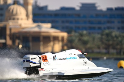UIM F1H2O World Championship - Grand Prix of Sharjah - Sharjah UAE - December 19 to 21 , 2019 Photo:Simon Palfrader© Editorial use only